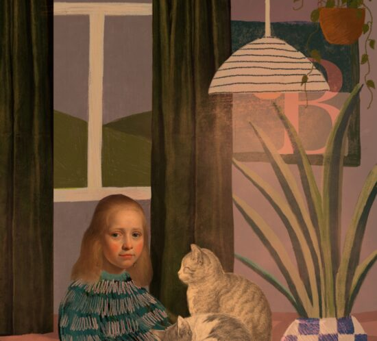 Girl_with_the_cats