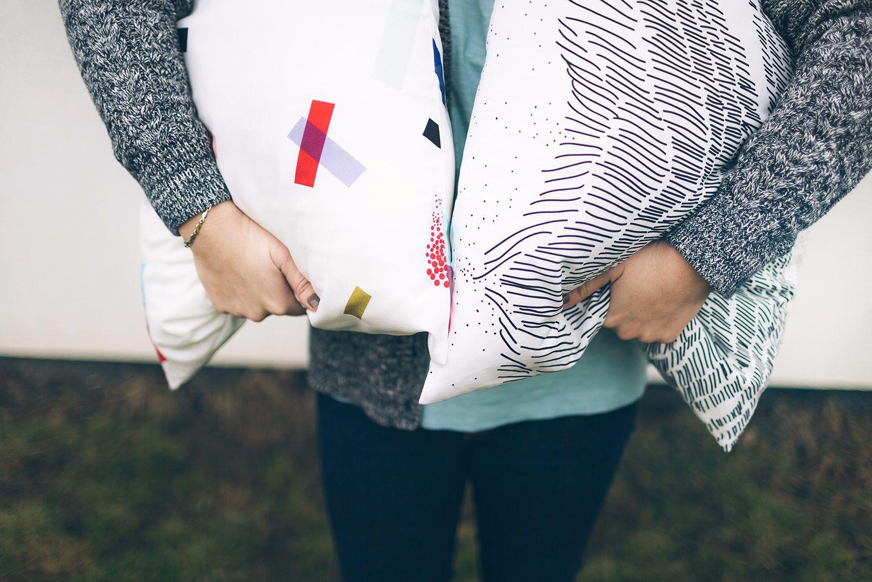 Textile design & organic patterns