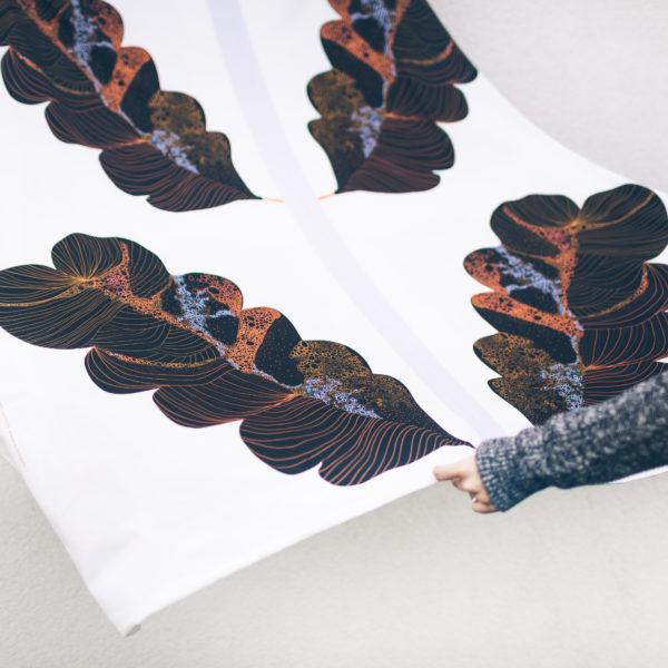 Ultra Brown fabric