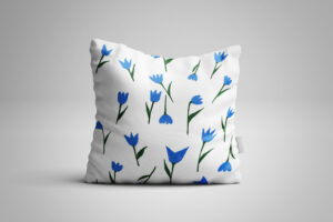 Square - Pillow Mockup (Freebie) by MassDream2